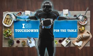 Touchdowns for the Table