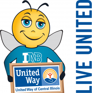 INB supports United Way