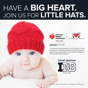 Little Hats, Big Hearts, INB