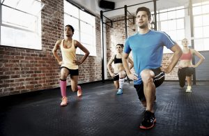 Shot of a diverse group of individuals doing lunges in a gymhttp://195.154.178.81/DATA/i_collage/pu/shoots/784331.jpg