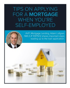 how to get a mortgage if you are self employed - blog