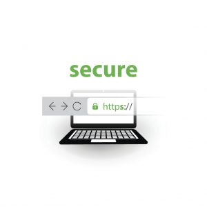 SSL certificate, extra layer of security