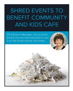 shred events - blog