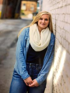 Bailey Holmes, Mt. Pulaski Senior of the Month
