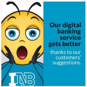 learn to use online banking features