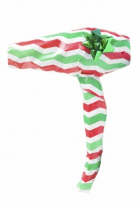 iStock_000075295339_hairdryer wrapped for christmas